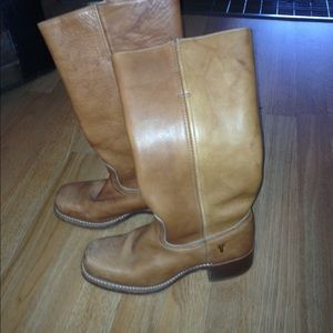 Frye Campus Boots Size 8 M